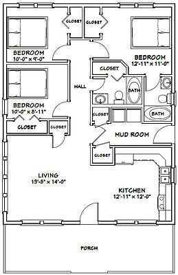 house floor plan pdf