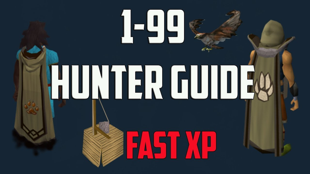 erunescape hunter guide