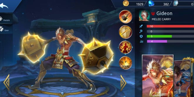 heroes evolved guide