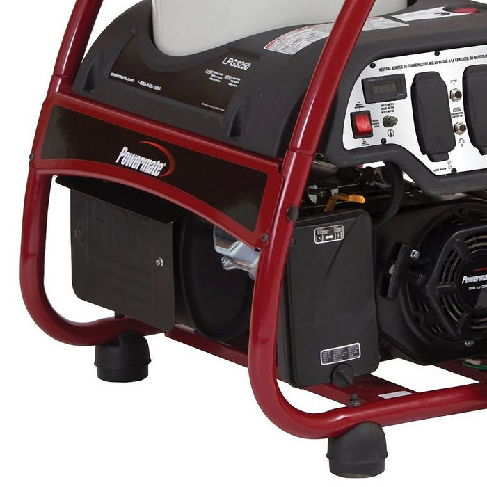 job mate 1600w pressure washer instructions