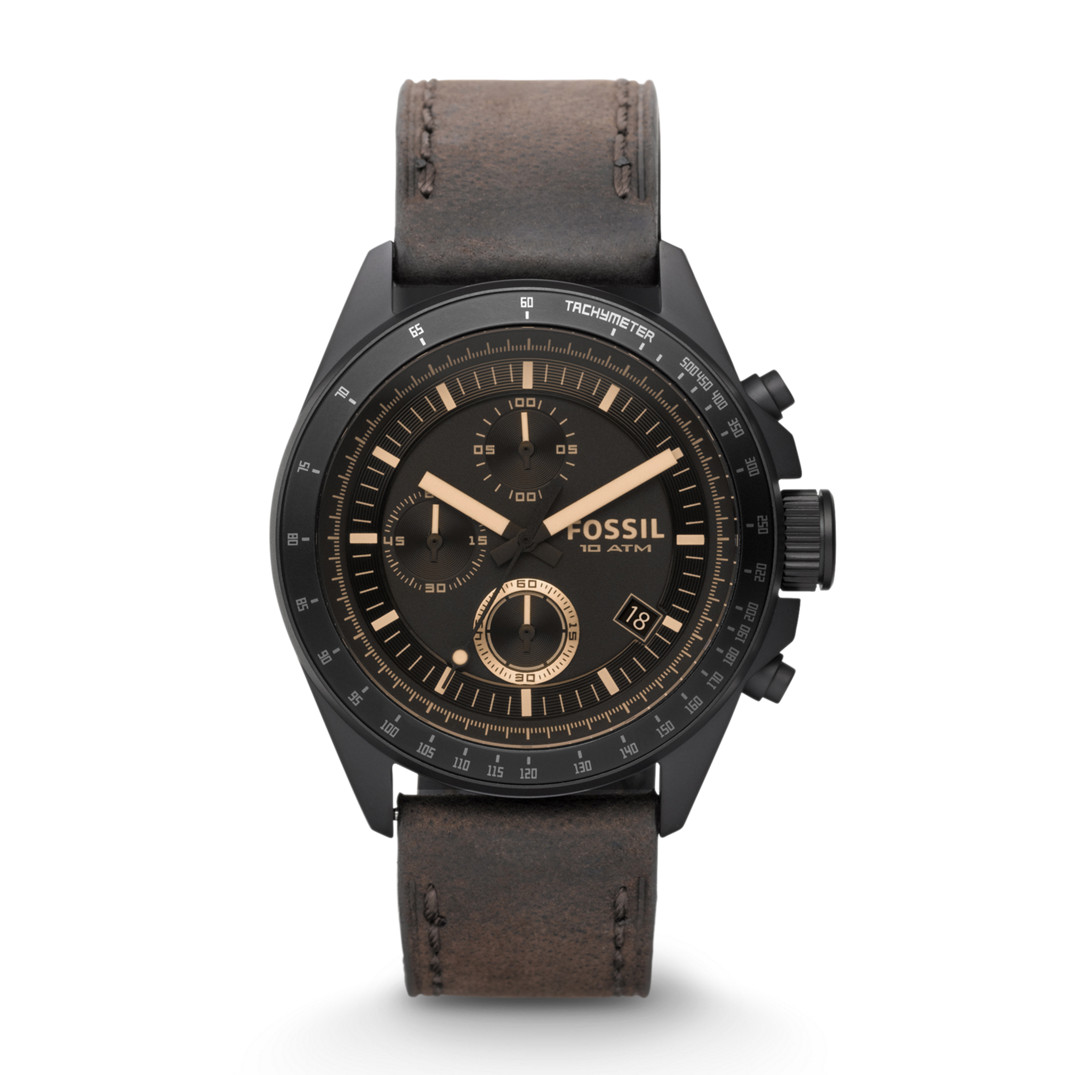 fossil 10 atm watch manual