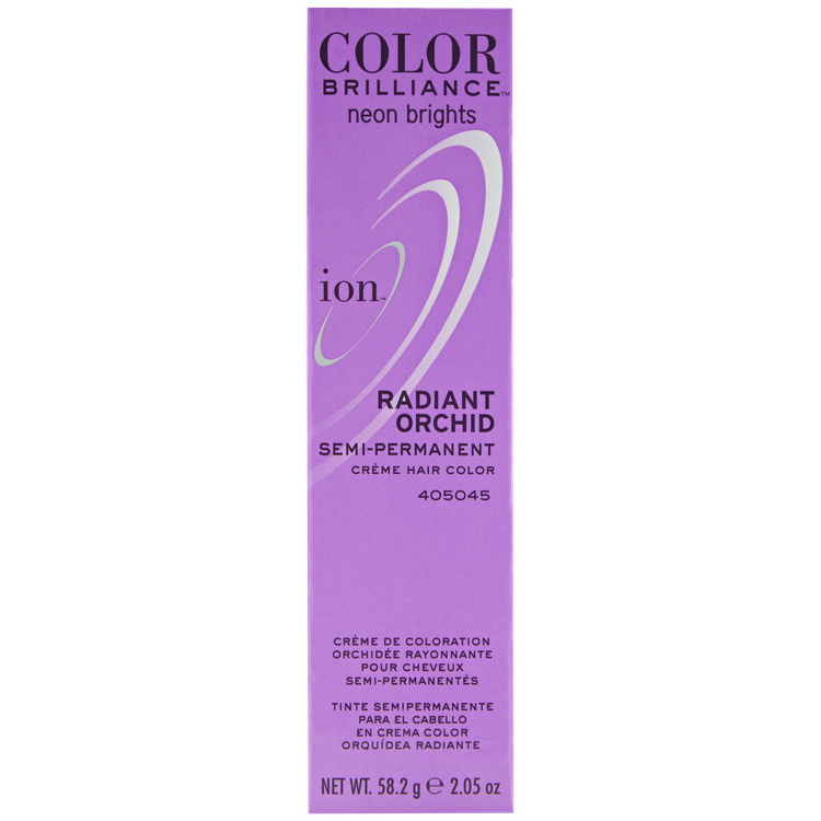ion radiant orchid instructions