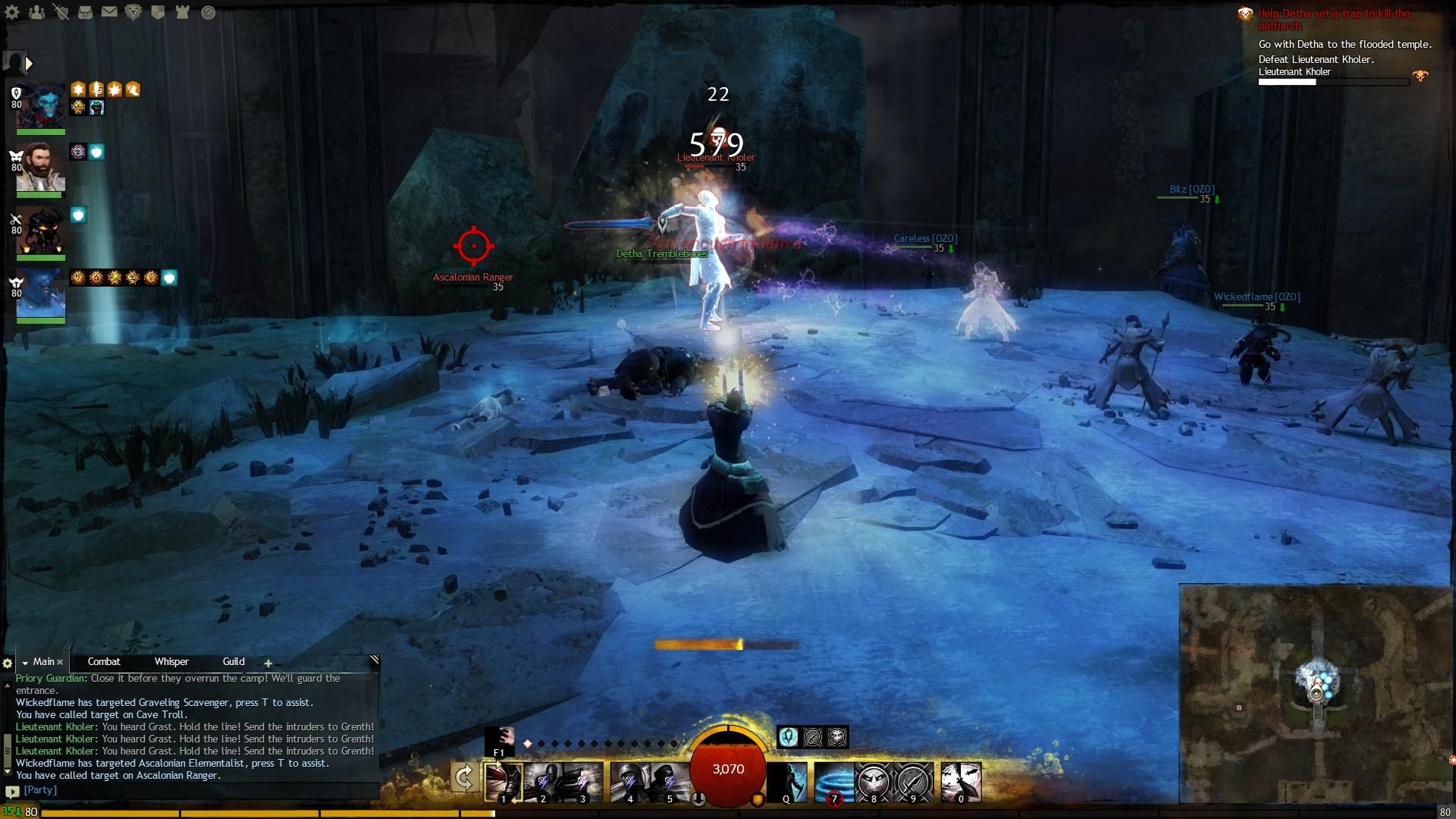guild wars 2 ascalonian catacombs explorable guide