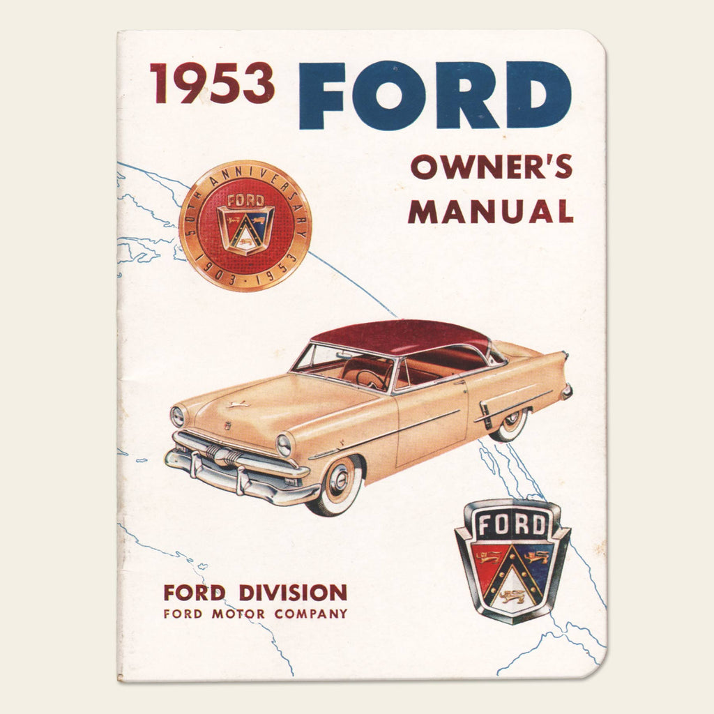 ford owners manual