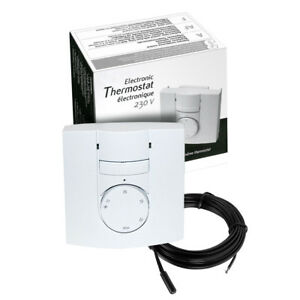 heatwell thermostat aube th232 instructions